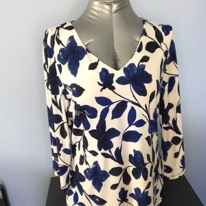 Laura top with great sleeves.